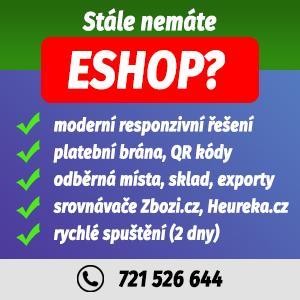 E-SHOP - moderně a levně