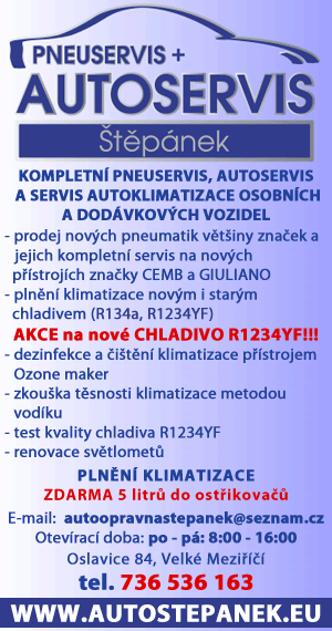 AUTOSERVIS ŠTĚPÁNEK - Kvalitní služby za férovou cenu